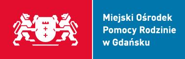 Logo MOPR w Gdańsku