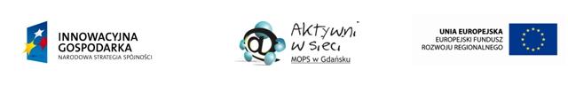 aktywni w sieci - logotypy