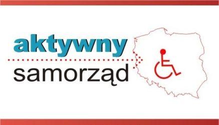 plakat Aktywny samorząd