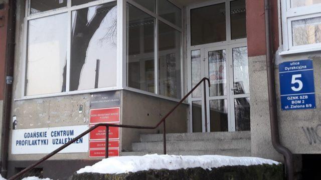 CPS 3 Dyrekcyjna - budynek