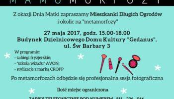 plakat mamomorfozy